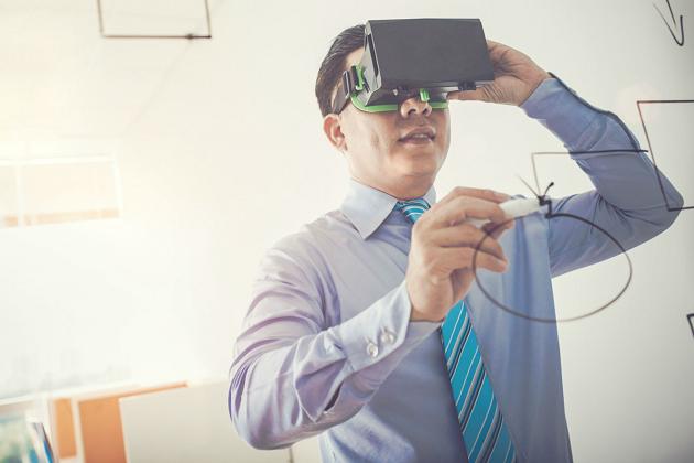 Dit kan virtual reality voor uw onderneming betekenen