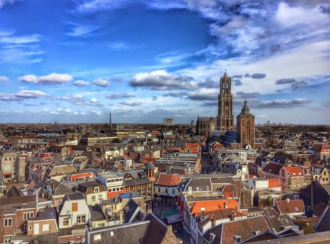 Van den Berg populairste Utrechtse achternaam