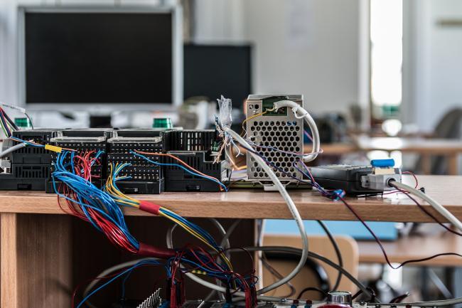 Ruim 37% elektronicazaken slecht bereikbaar