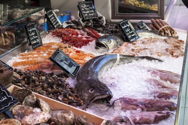 Haringhappen: 90% Viswinkels goed bereikbaar