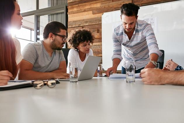 Wendbaar zijn als bedrijf door middel van Agile