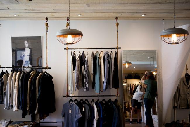 93% kledingwinkels uitstekend bereikbaar