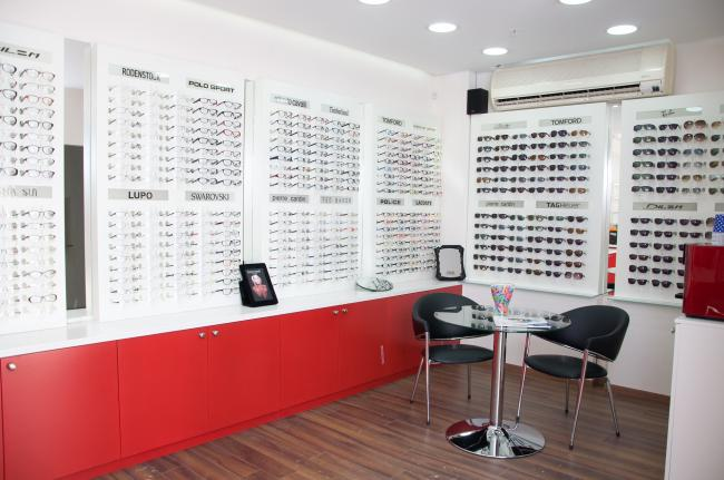 Opticiens grotendeels goed bereikbaar