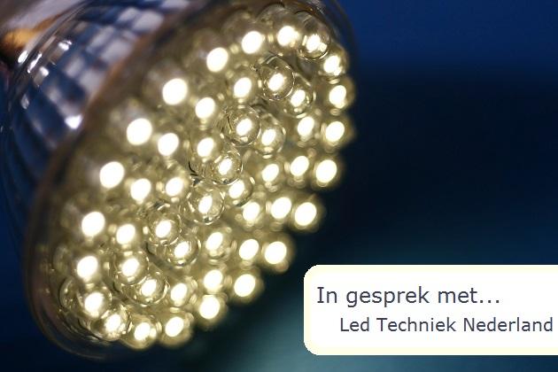 In gesprek met... Led Techniek Nederland