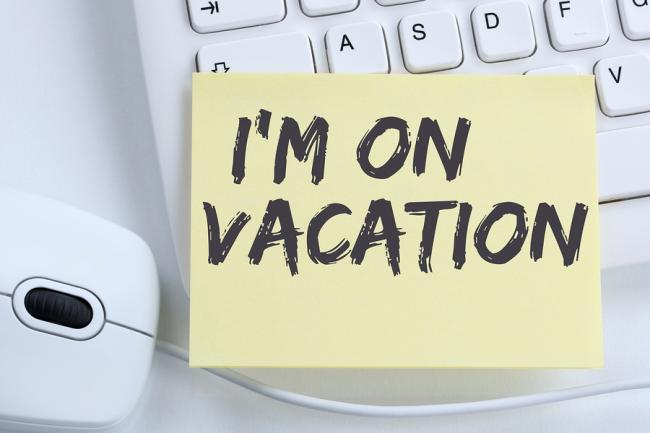 Vakantieperiode: rust nemen en tóch bereikbaar zijn