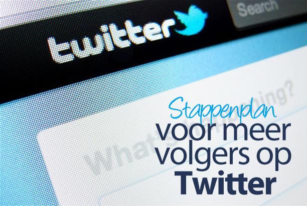 Vergroot het aantal volgers op uw Twitter-account