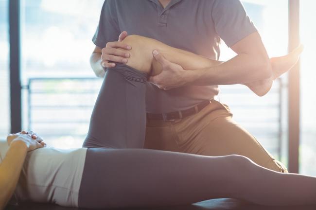 Minder dan helft fysiotherapiepraktijken met website