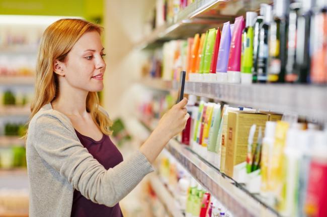 Welke cosmetica winkel wordt het best beoordeeld?