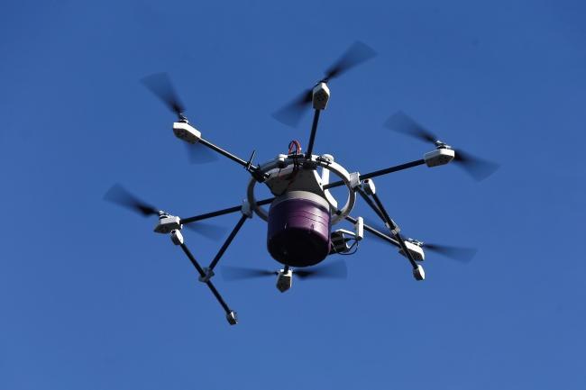 Drones bezorgen binnenkort mogelijk medicijnen