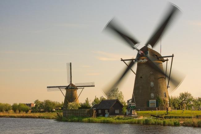 Molenaars van Kinderdijk eisen verbod op drones