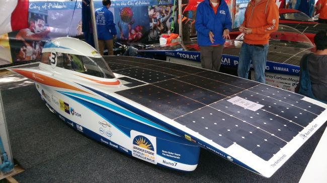 Delft en Eindhoven grote winnaars World Solar Challenge