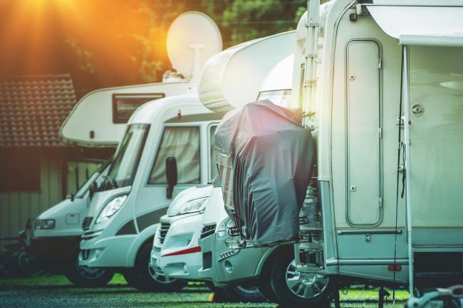 Websites campings onvoldoende beveiligd