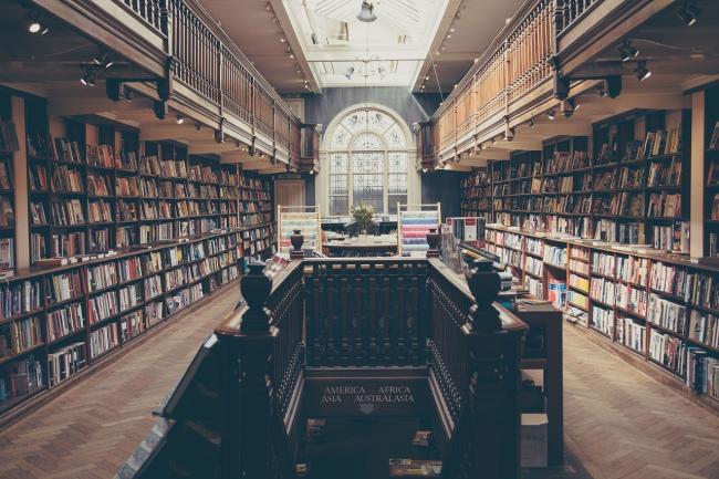Bezoek aan boekhandel meestal een fijne ervaring