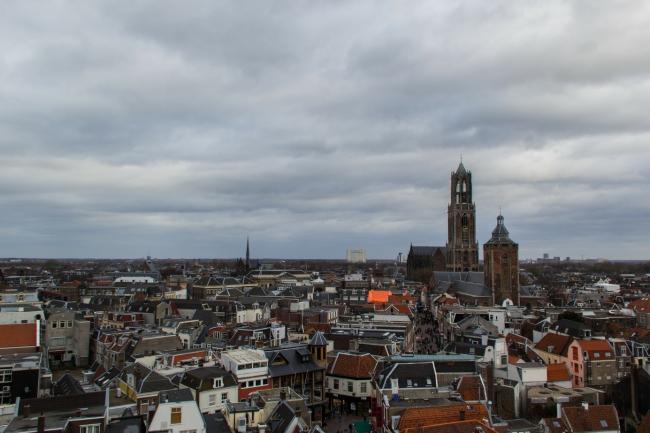 De Jong, Dijk en Berg meest voorkomende achternamen Utrecht