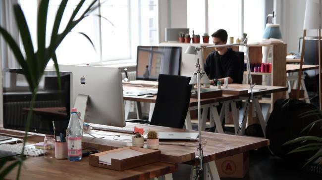 Ondanks daling blijft leegstand in kantoren hoog
