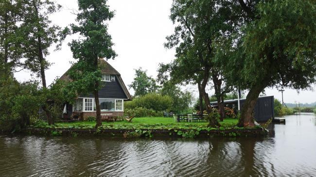 Klant kiest graag voor een vakantie in de Nederlandse natuur