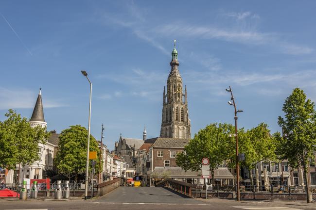 Bedrijven in Breda scoren gemiddeld een 6,9; klanten erg tevreden over service