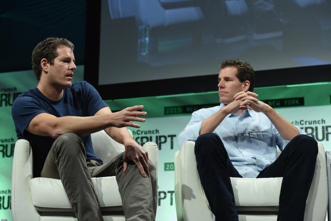 Winkelvoss-tweeling nu officieel bitcoin-miljardairs