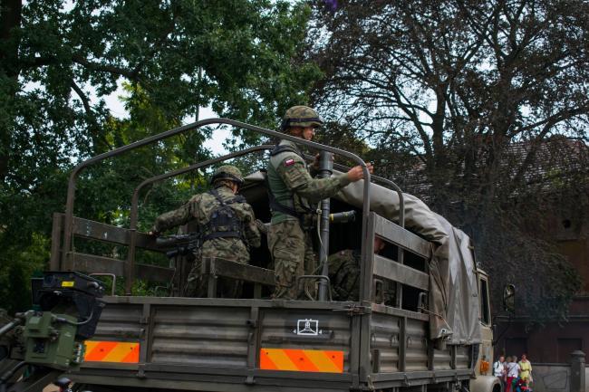 Polen komt met een leger online waakhonden