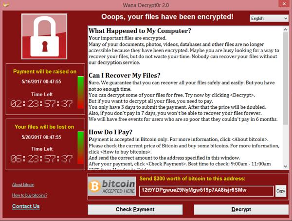 Veiligheidsadviseur VS geeft Noord-Korea de schuld van WannaCry-virus
