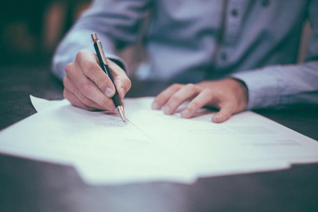 Notaris ontvangt van klant gemiddelde beoordeling van een 6,5