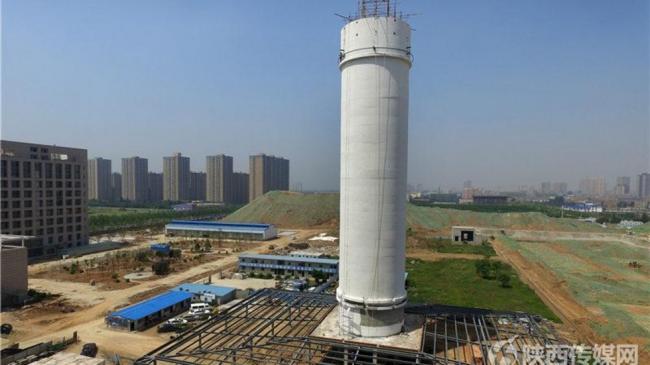 China bouwt grootste luchtzuiveraar ter wereld