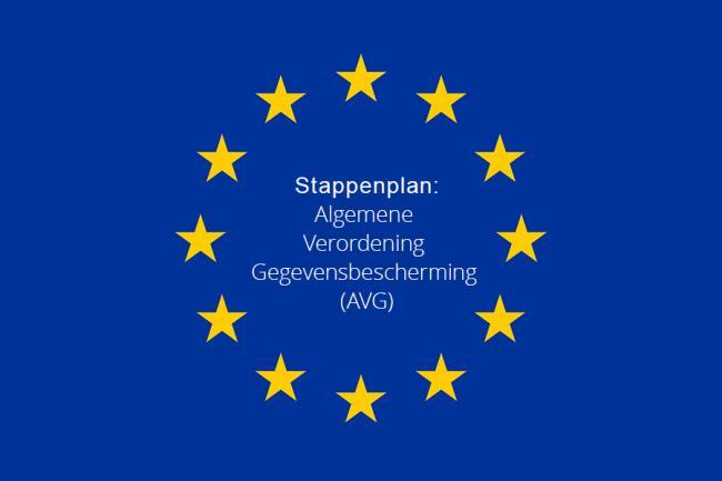 Stappenplan - bereid uw organisatie voor op de nieuwe AVG privacywet