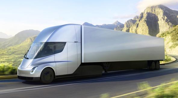 Hoe interessant is de elektrische Tesla vrachtwagen voor Nederland?