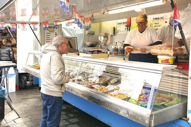 Viswinkels worden goed beoordeeld