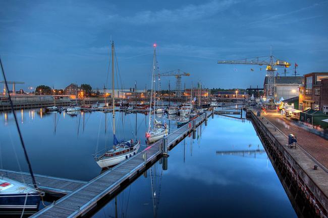 Achternamen in Den Helder verwijzen niet naar de wateren rondom de stad