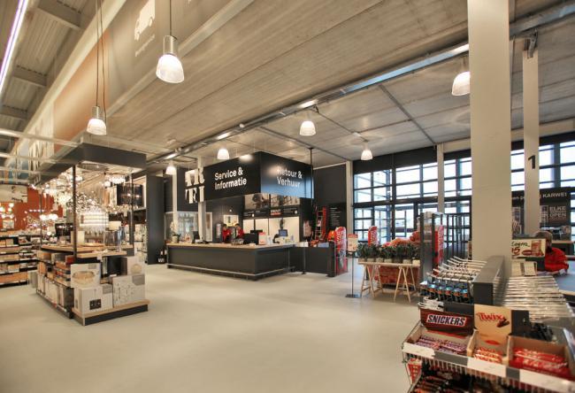 In het kader van NL doet onderzocht Places Nieuws beoordelingen van bouwmarkten