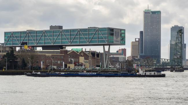 Het Nederlandse concern Unilever verkiest Rotterdam boven Londen
