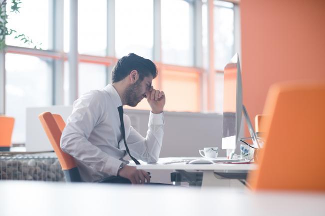 Hoe gaat u om met (startup) stress?