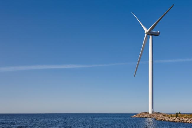 Mitsubishi investeren in windparken in Nederland