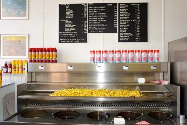 Bijna een vijfde van de cafetaria's is slecht bereikbaar