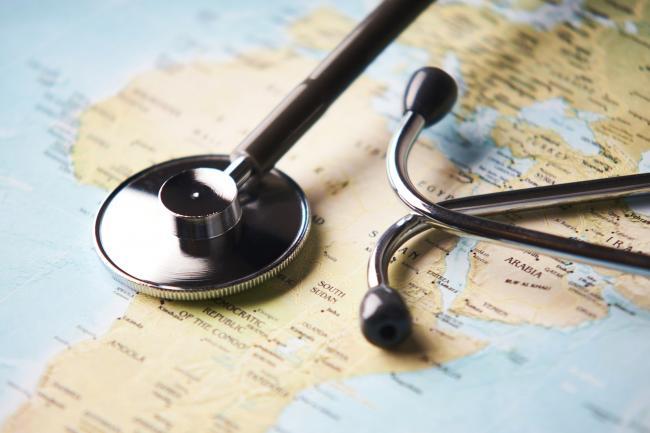 Zaterdag 7 april is h et Wereldgezondheidsdag