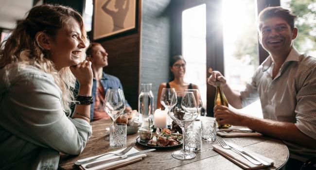 Telefonische bereikbaarheid restaurants
