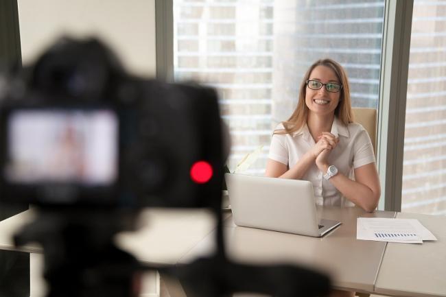 Bloggen of vloggen als ondernemer: iets voor u?