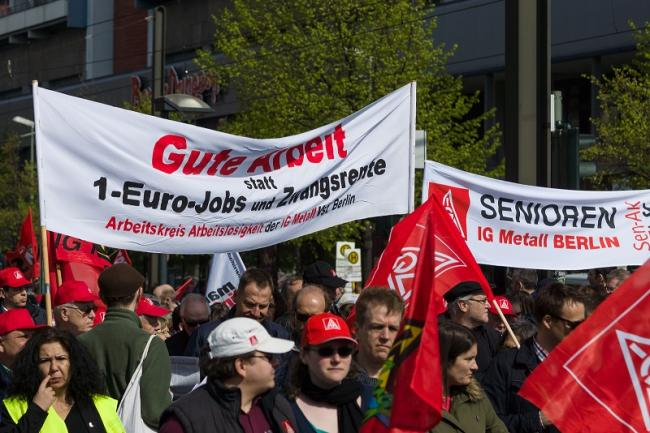 Op 1 mei is het de Dag van de Arbeid, waarom vieren we deze dag?