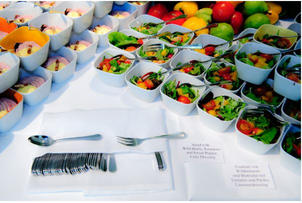 Kwaliteit en service belangrijkste bij beoordeling cateringbedrijven