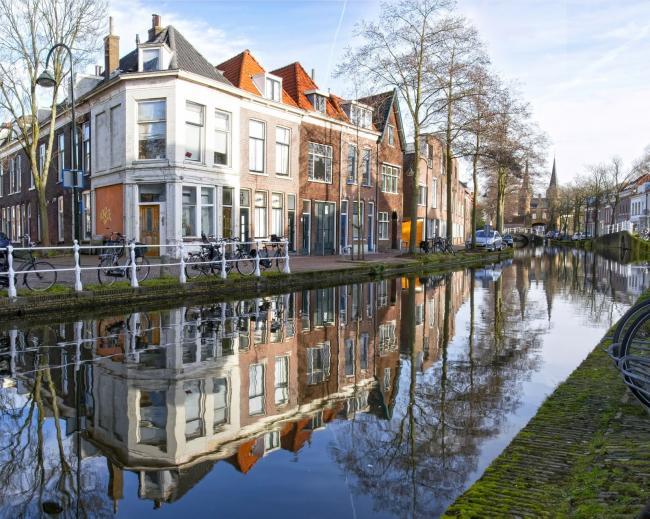Meest voorkomende achternamen Delft