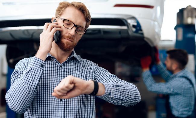 Column: Column: Moet u als ondernemer altijd bereikbaar zijn?