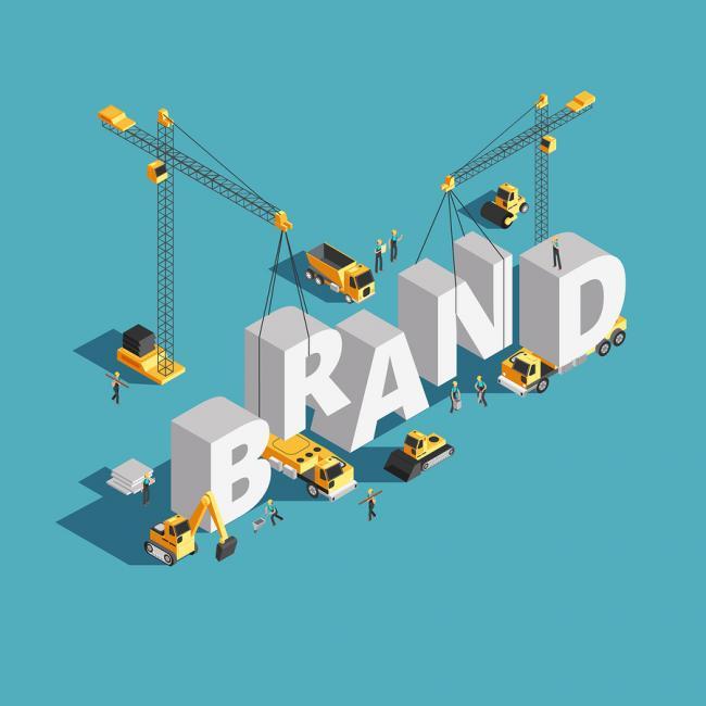 Bouw een sterk merk door middel van een goede bedrijfsnaam