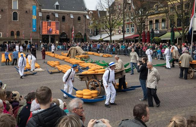 De 10 best beoordeelde bedrijven in de Kaasstad Alkmaar