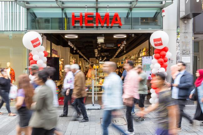 HEMA halveert verlies over eerste kwartaal 2018