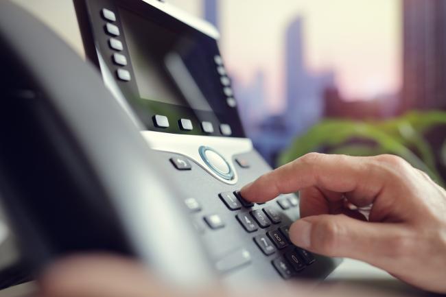Telefonische bereikbaarheid BelastingTelefoon