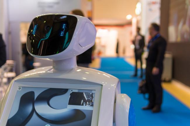 Robotisering arbeidsmarkt