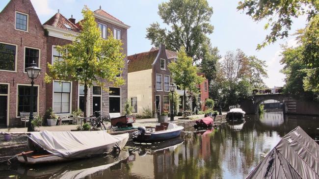 Prachtig Leiden trekt veel mensen met veel voorkomende achternamen