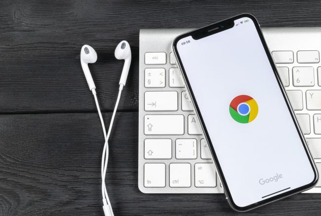Nieuwe hardwaresleutel van Google