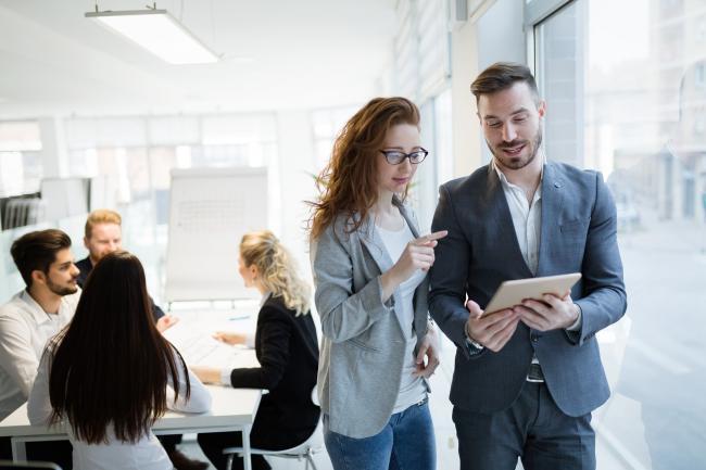 De hoogte van jouw salaris hangt bij Keytoe af van beoordelingen van collega's.